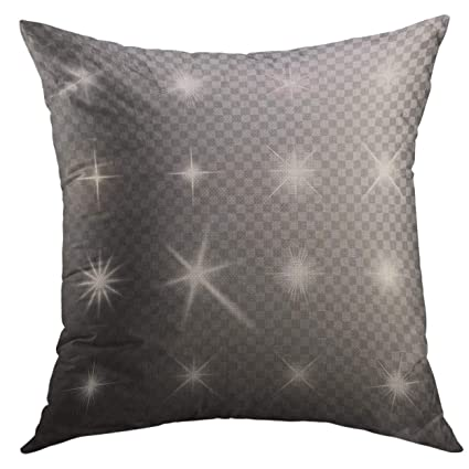 KENETOINA Decorative Throw Pillow Cover for Couch Sofa ...