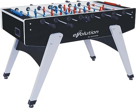 Kickerscene Garlando Mesa G2000 Evolution fussballtisch, mesa de futbolín: Amazon.es: Deportes y aire libre