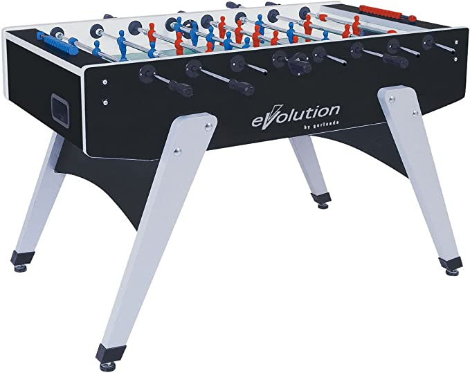Kickerscene Garlando Mesa G2000 Evolution fussballtisch, mesa de ...