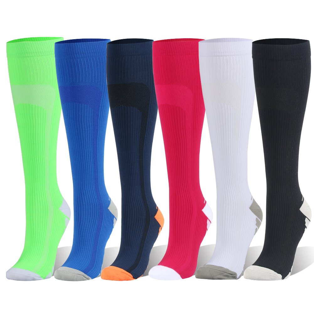 Hospitable Compression Socks Unisex Anti-fatigue Compression Socks Foot Pain Relief Soft Magic Socks Men Women Leg Support Dropshipping Hot Underwear & Sleepwears