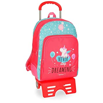 Roll Road Unicorn 44226N1 Mochila Escolar, 44 cm, 19.6 litros: Amazon.es: Equipaje