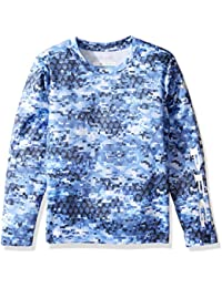 Youth Terminal Tackle Print Long Sleeve