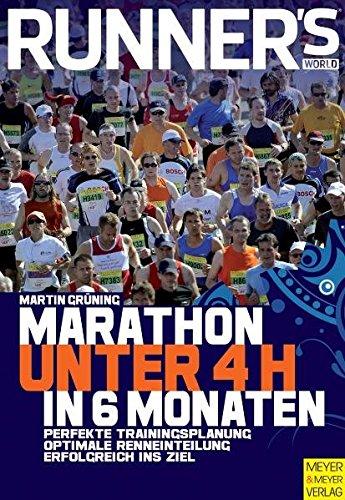 Runner's World: Marathon unter 4h in 6 Monaten