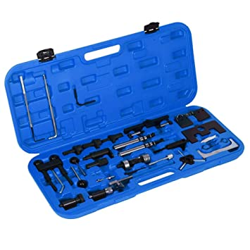 GOTOTOP Engine Timing Tools Set Diesel Engine Timing Crank /& Cam Tools Kit For VW Audi 1.2 1.4 1.9 2.0 TDI PD