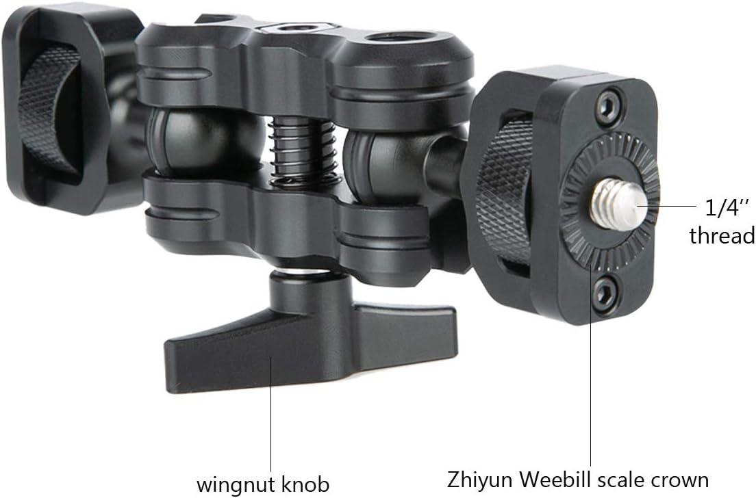 Soporte para Monitor de Zhiyun Crane 3 y Weebill Lab Niceyrig