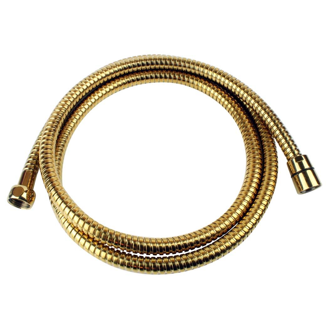 Quality Shower Hose Shower Hose Shower Hose Gold 170  cm Retro Nostalgic JL1117OR SANIXA