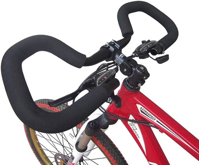 Bicicleta Manillar de Mariposa conSin Esponja Grips para