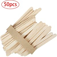 MXECO 50PCS / Set Depresores de Lengua Desechables