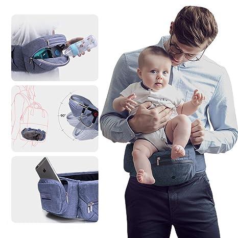 222623b72 Bebamour - Asiento de cadera para bebé
