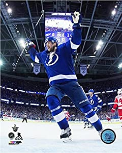Victor Hedman Tampa Bay Lightning Stanley Cup Finals Photo