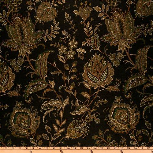 Eroica Enterprises Eroica Aster Floral Jacquard - Floral Fabric Upholstery