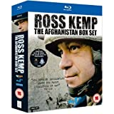 Ross Kemp: Afghanistan Box Set [Blu-ray]