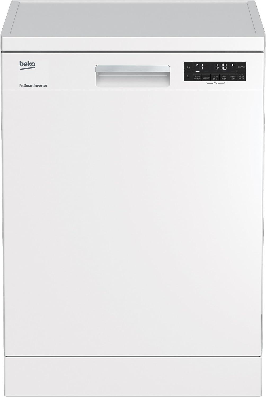 Beko DFN 26420 W blanco Stand-Geschirrspüler, utnerbaufähig, 60 cm ...