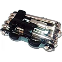 Canivete Ferramentas 12 Funções Chave Corrente Bike Mtb Jws/AAA
