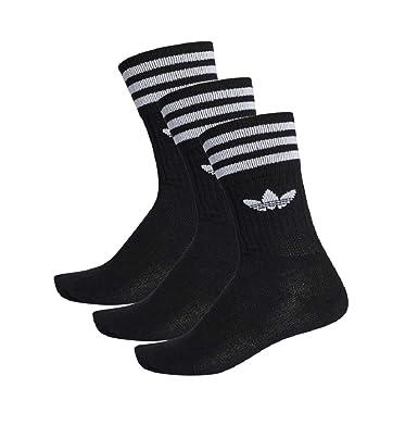 adidas Solid Crew Socks Socken 3er Pack