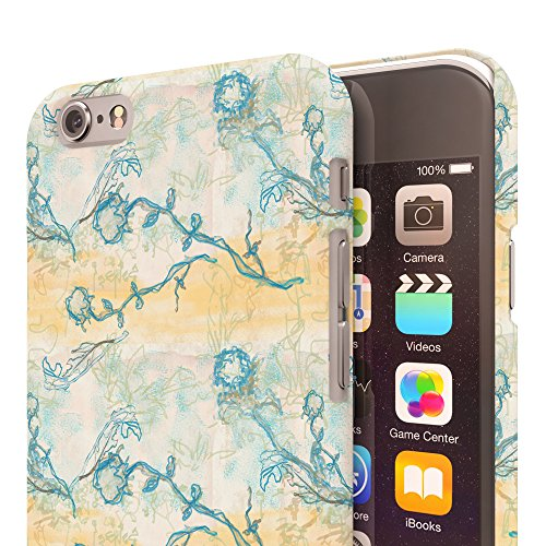 Koveru Back Cover Case for Apple iPhone 6 - Map Revised