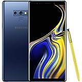 SAMSUNG Galaxy Note 9 / SM-N9600 / 128GB / Dual SIM/ Qualcomm SDM845 Snapdragon 845 /SIMフリー [並行輸入品] (Ocean Blue/オーシャンブルー)