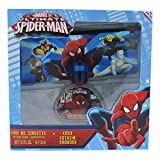 Marvel Ultimate Spider Man 2 Piece Gift Set with Edt Spray and Case for Kids