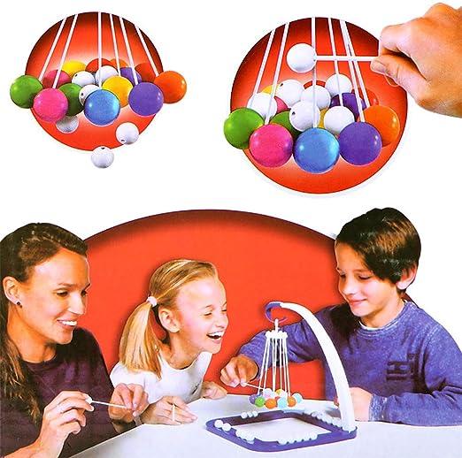 LCF GYGN Juguetes Infantiles Desarrollo Educativo Juego de la interacción Padre-niño equilibrado Juegos de Mesa y Juegos de Fiesta: Amazon.es: Hogar