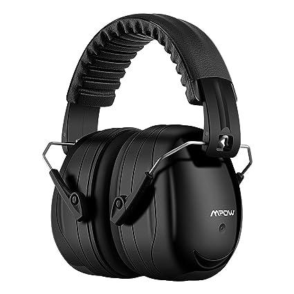 Amazon.com: Orejeras de reducción del ruido, de la ...