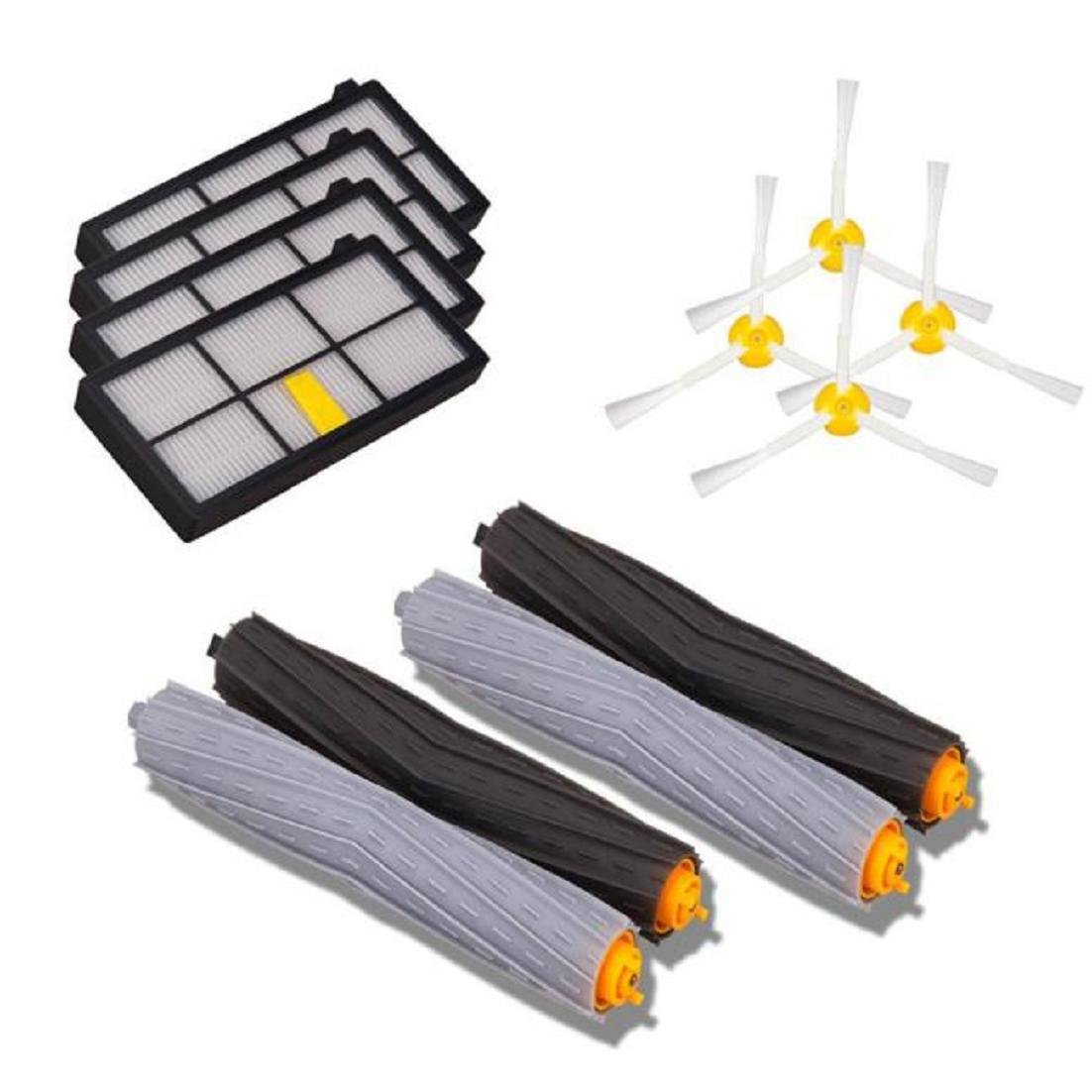 Sweeping Roboter Zubehö r, Xjp Vacuum Cleaning Robots Accessories Replacement Part Kit for iRobot Roomba 870 880 980 Series