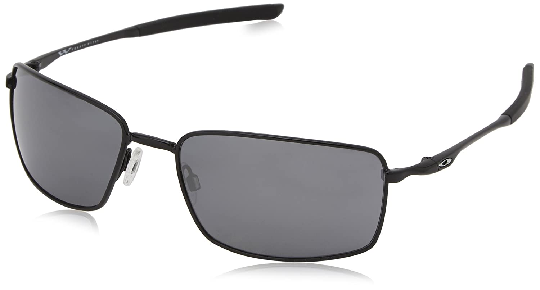 f446818d35 Amazon.com  Oakley Mens Square Wire Sunglasses