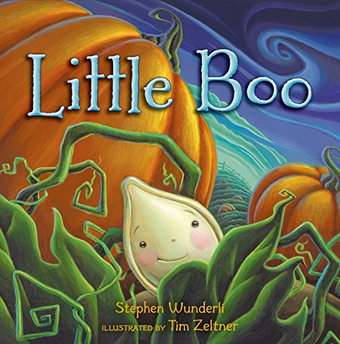 Little Boo (Really Scary Halloween Stories)