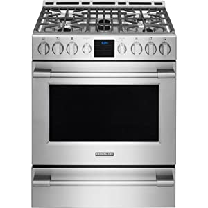 "Frigidaire Professional 30"" Stainless Steel Freestanding Gas Range"
