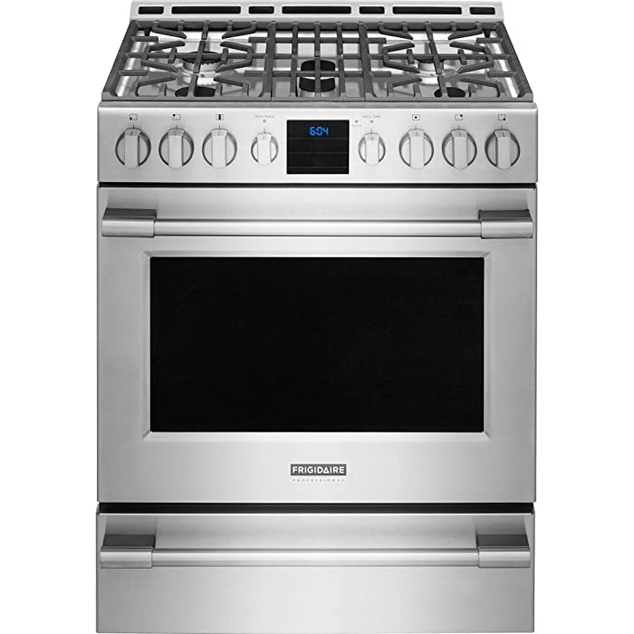 The Best Frigidaire Professional Free Standing Gas Range