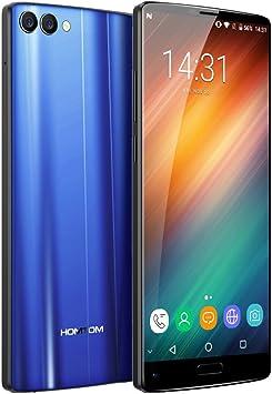 HOMTOM S9 Plus 4G Smartphone 5.99 Pulgadas Android 7.0 MTK6750T ...