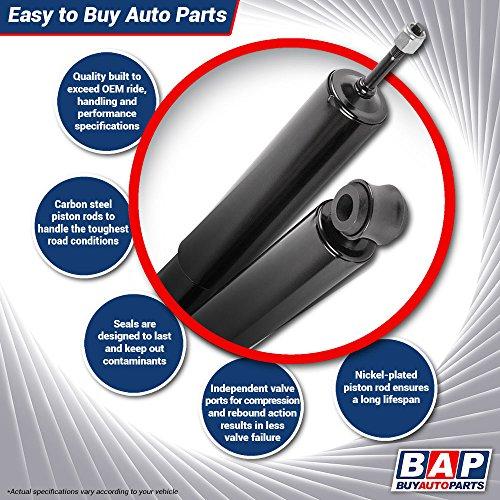 - Complete Shock Absorber Set For Dodge B100 Van B200 Van B300 Van B300 B150 B250 - BuyAutoParts 75-830124N New