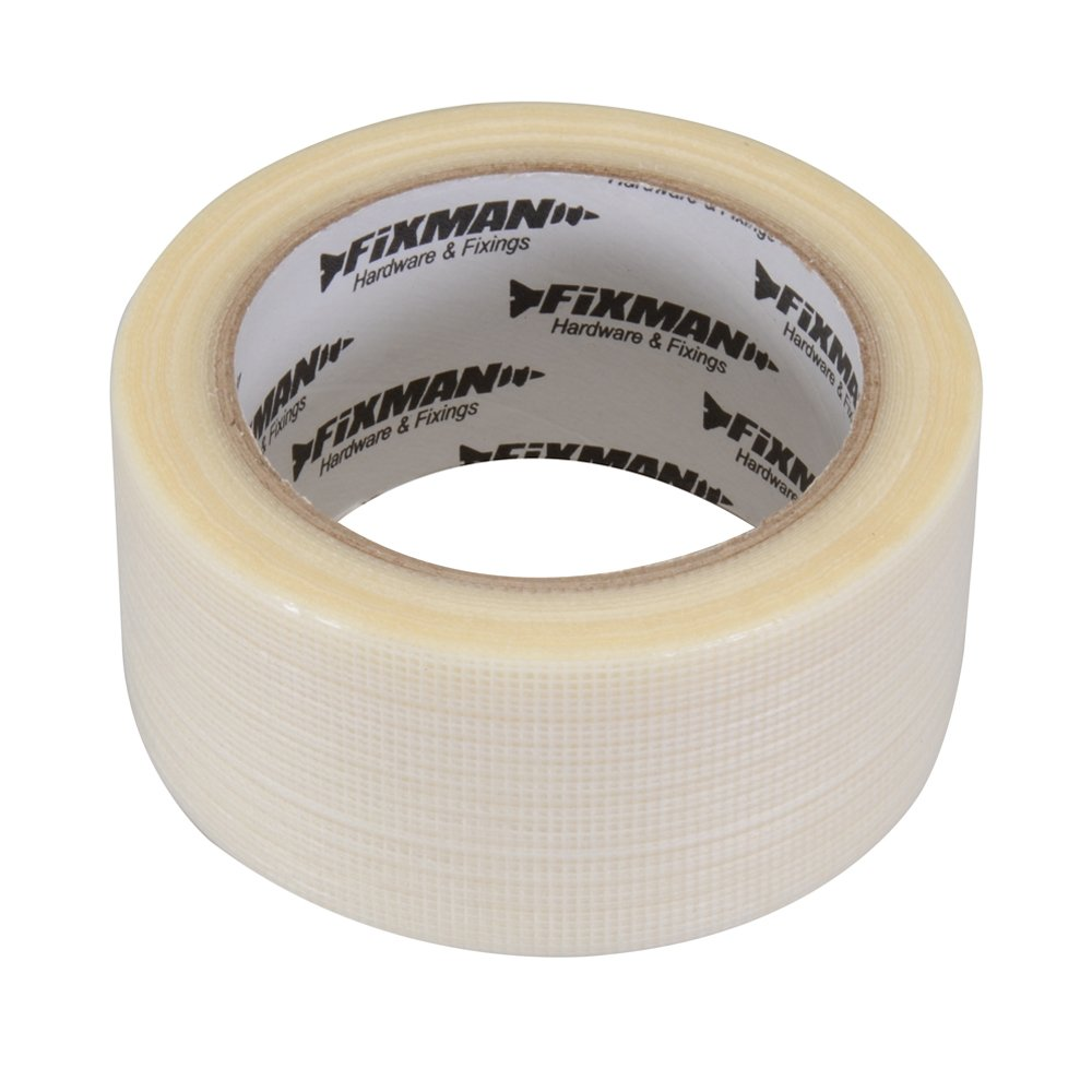 Transparent Gaffer Tape - Cloth Tape - Duct Tape 20m Roll Trade Shop Direct