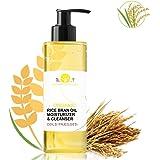 Organic Rice Bran Oil Cold Pressed Make-Oil Cleanser 100%