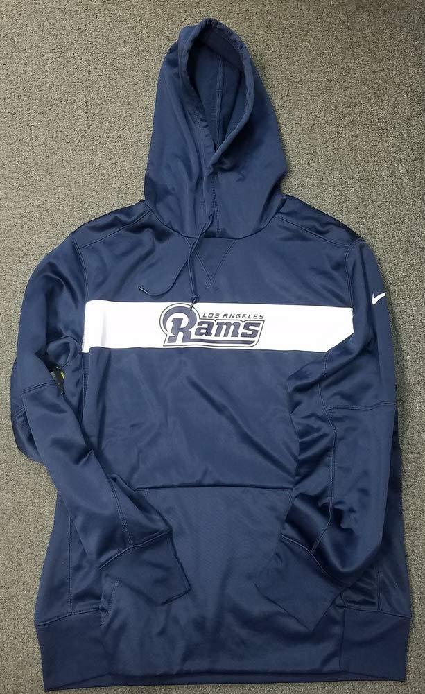 Nike RAM M NK THRMA Hoodie PO - Sudadera, Hombre, Multicolor(College Navy/College Navy/White): Amazon.es: Deportes y aire libre
