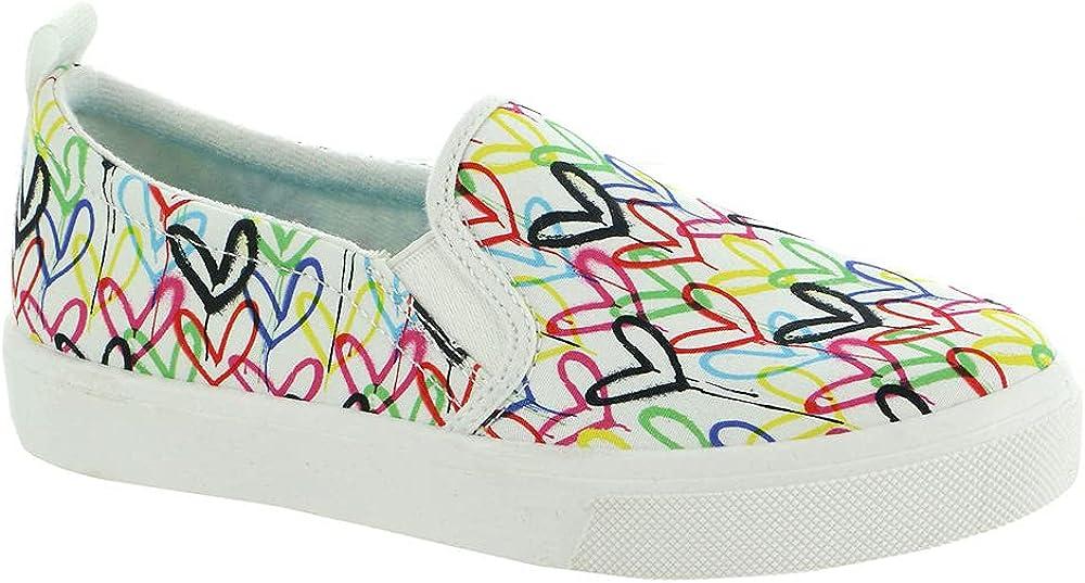 Skechers 155503-WMLT_38, Zapatillas de Lona Mujer, Blanco, EU