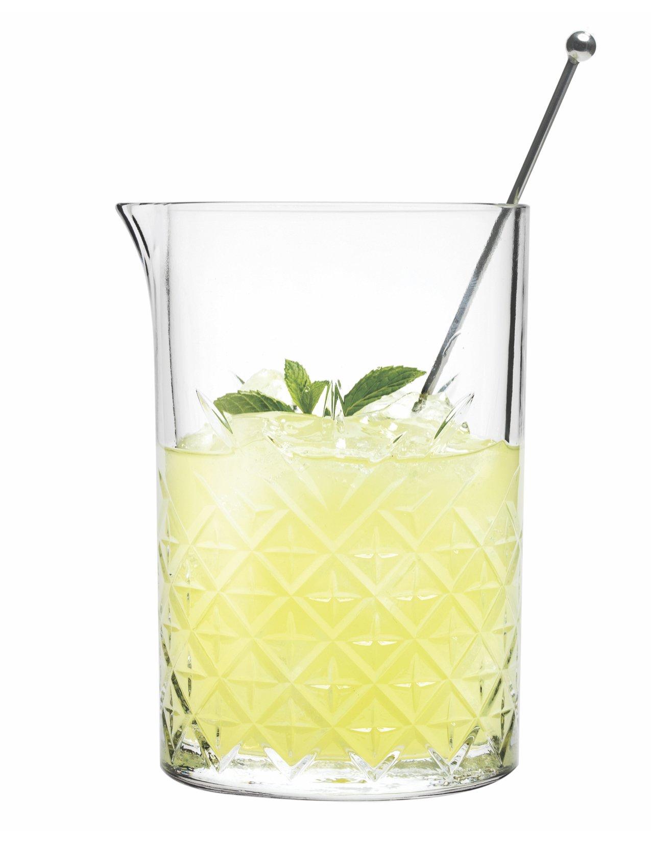 Hospitality Glass Brands 52849-006 Timeless Mixing Beaker, 24.25 oz. (Pack of 6)