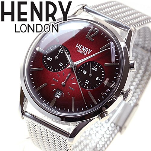 3177bbb7af Henry London WatchメンズレディースChancery hl41-cm-0101 B078ZTPM7Y ...
