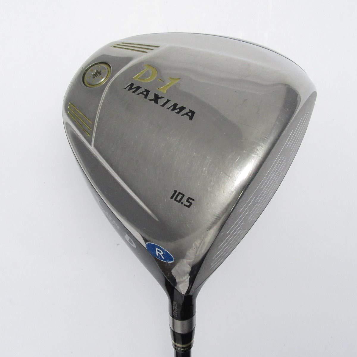 【中古】リョーマ ゴルフ RYOMA GOLF Ryoma D-1 MAXIMA TYPE-D(メーカー公認中古) ドライバー Tour AD MX-D B07MTQBND8  R