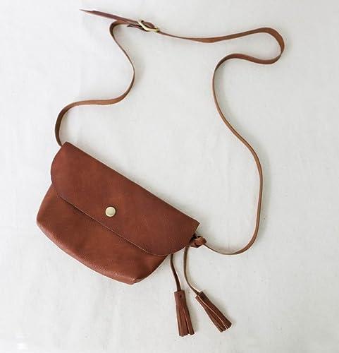 03753853e2a2 Amazon.com  Handmade Leather bag,Cross-body Handbag