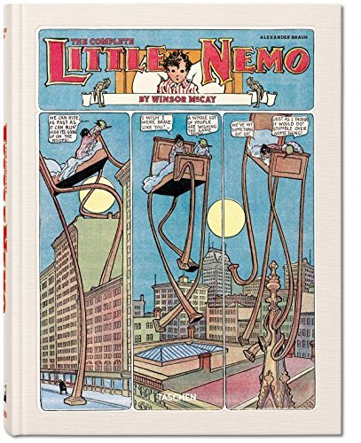 Download By Alexander Braun Winsor McCay, The Complete Little Nemo 1905-1927 (Box Har/Pa) [Hardcover] pdf