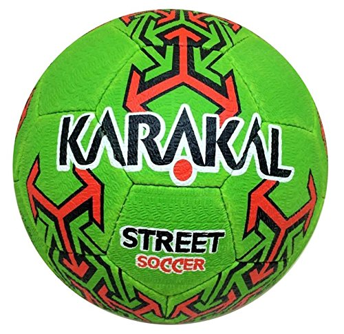 Karakal Street Football – サイズ5 – サイズ5 B0797TQ47L