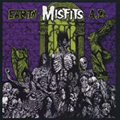 2 albums in 1. Darkest Misfits ever! Inc. 'Mommy, Can I Go Out And Kill Tonight?'