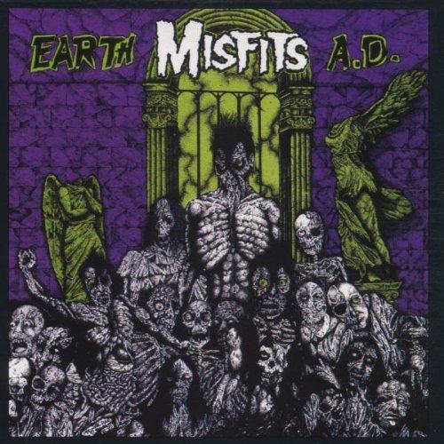 CD : Misfits - Earth A.D. and Die Die My Darling