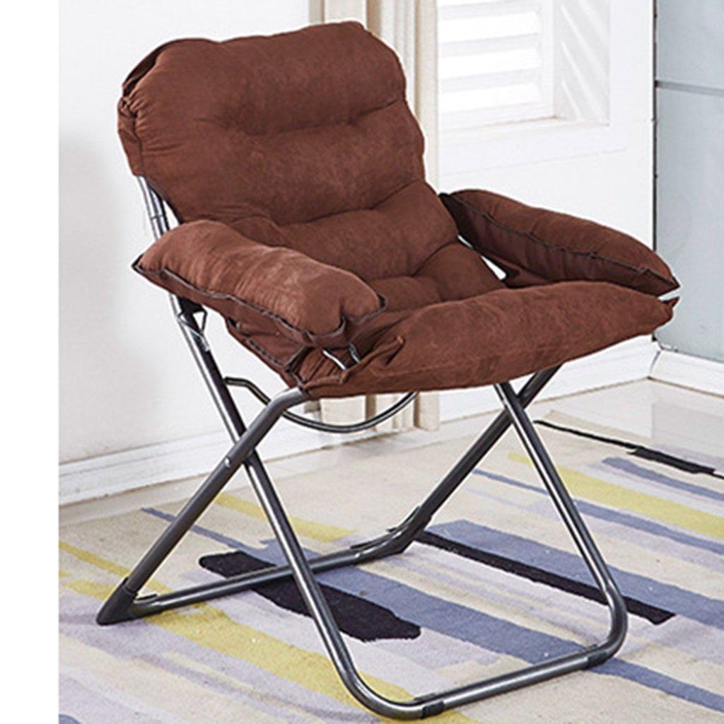 Faule Sofa Für Schlafzimmer Wohnzimmer Schlafsaal Balkon Klapp Chaiselongue Einstellbare Camping Angeln Klappkissen Entspannen Faul Stuhl, 100 Kg