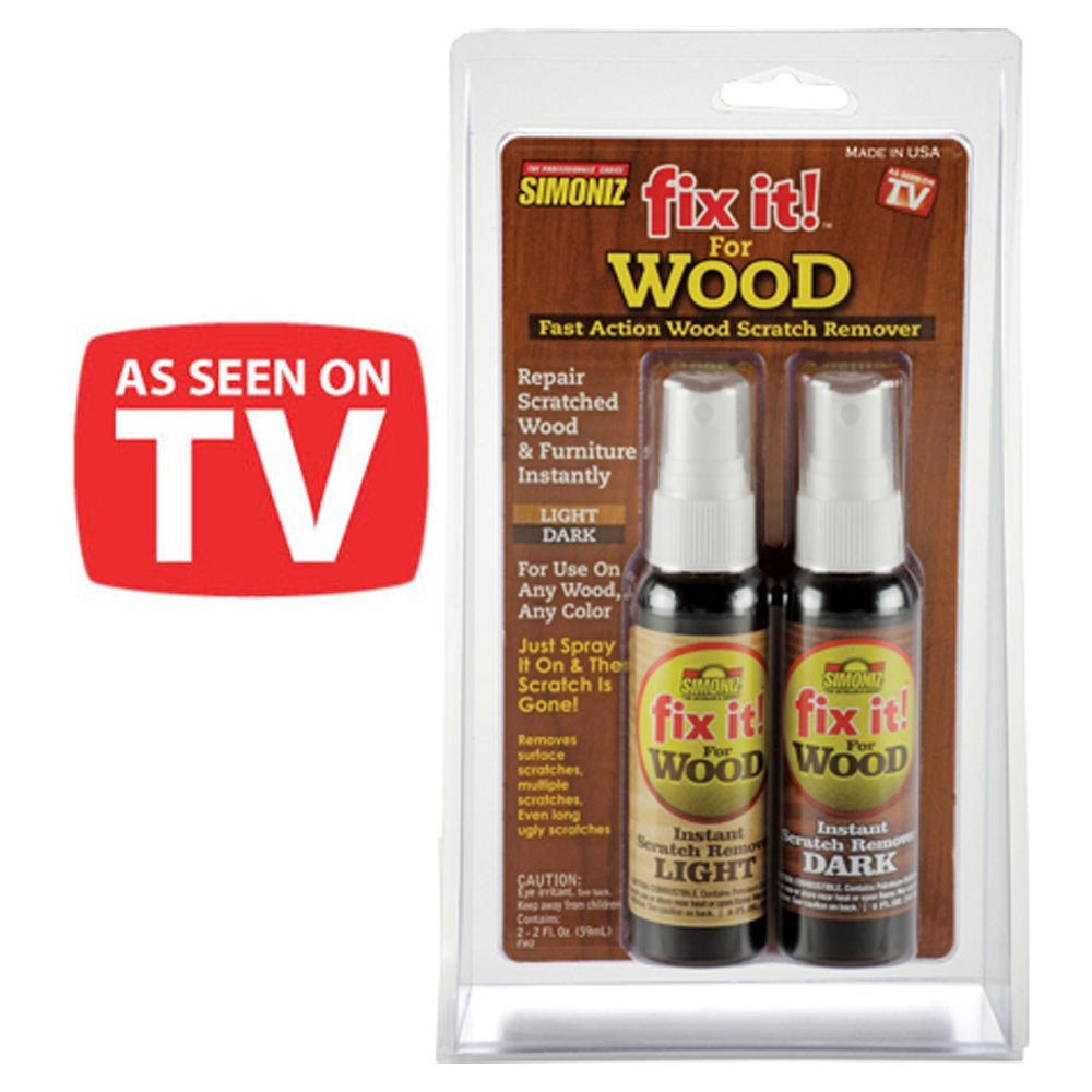 Fast Action Wood Scratch Remover: Home U0026 Kitchen