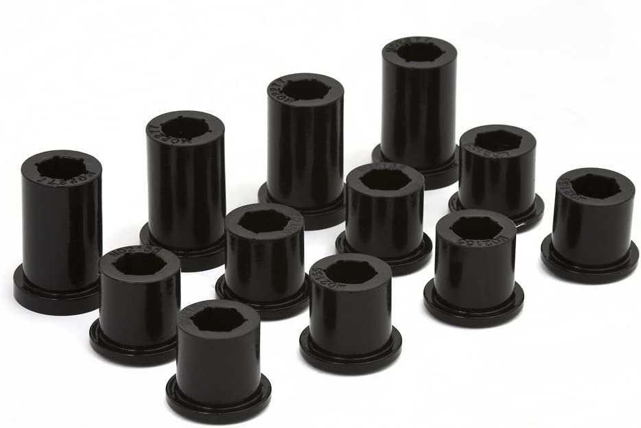 Toyota FJ60 Spring Shackle Bushings Front and Rear Daystar KT02006BK Made in America fits 1981 to 1989 4WD