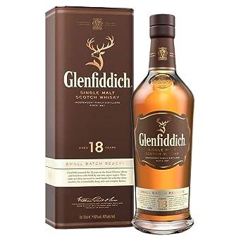 Glenfiddich Single Malt Scotch Whisky 18 Jahre Kleine Spezial
