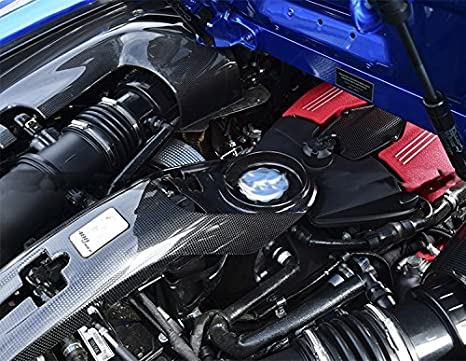 Amazon.com: Eppar New Carbon Fiber Engine Cover for FERRARI 488 GTB (Total 4PCS): Automotive