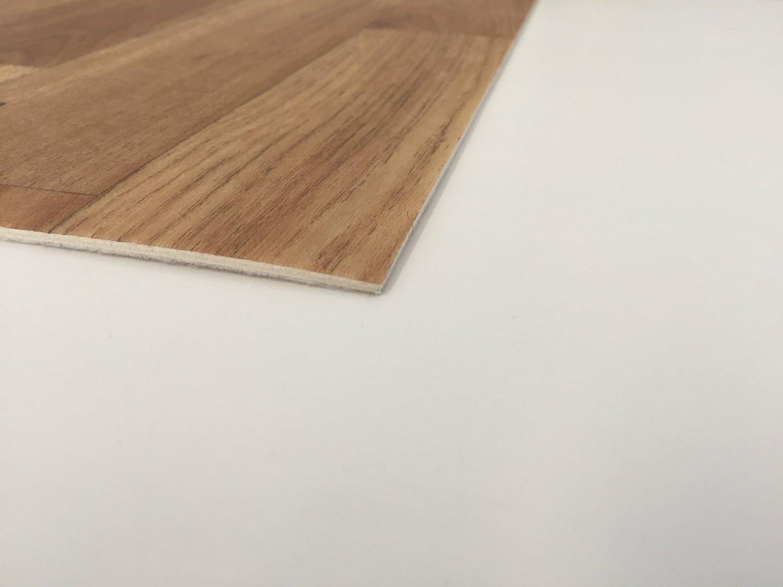 CV-Boden wird in ben/ötigter Gr/ö/ße als Meterware geliefert /& trittschalld/ämmend CV PVC-Belag verf/ügbar in der Breite 300 cm /& L/änge 300 cm PVC Vinyl-Bodenbelag in Holz Optik Birne