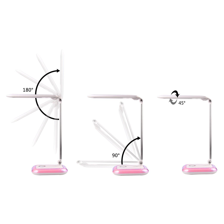 De Table À Wilit Niveaux 11w U10 Lampe Led Réglable 3 mnv8y0wONP